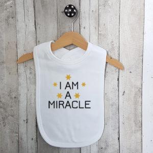 Slabbetje I am a miracle