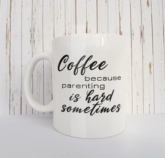 Mok Coffee because parenting
