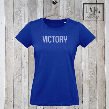 Dames t-shirt Victory