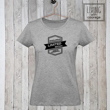 Christelijk t-shirt Limited Edition