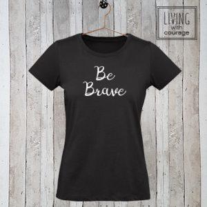 Christelijk T-Shirt Be Brave