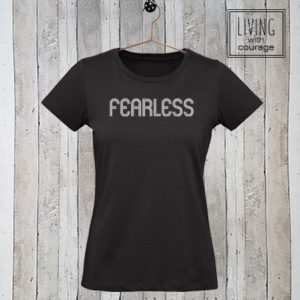 Christelijk T-Shirt Fearless