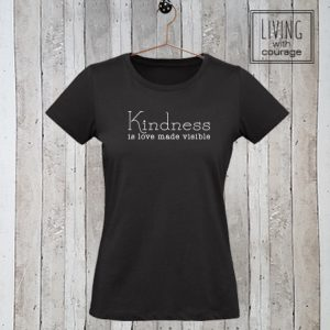 Dames Organic T-Shirt Kindness