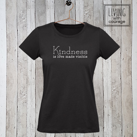 Dames Organic T-Shirt Kindness