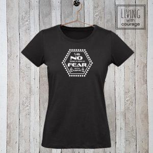 Dames t-shirt No Fear