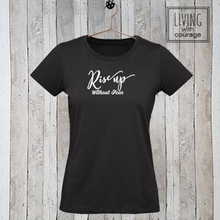 Christelijk T-Shirt Rise Up