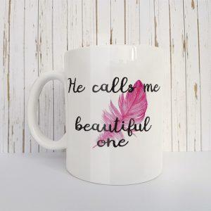 Mok He calls me beautiful one