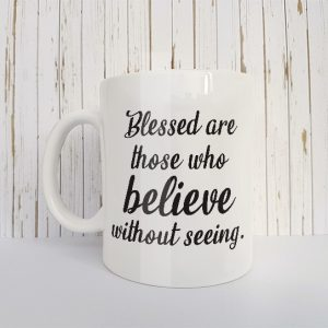 Mok Blessed are those who believe