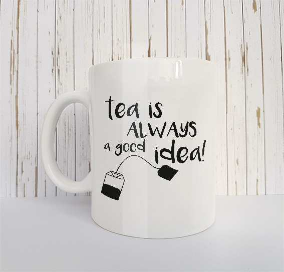 Mok Tea is always a good idea