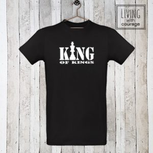 Stretch T-Shirt King of Kings