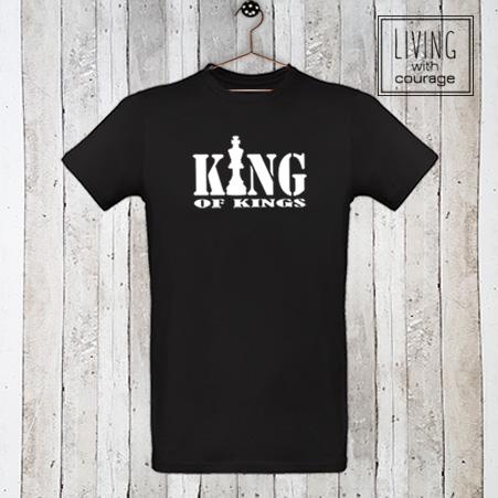 Stretch T-Shirt King of Kings