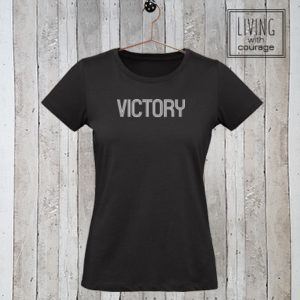 Dames stretch t-shirt Victory