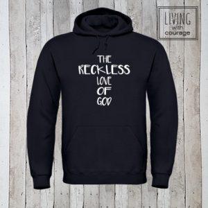 Christelijke Hoodie Reckless love