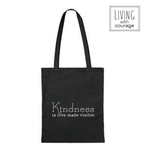 Katoenen Tas Kindness