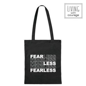 Katoenen Tas FearLess