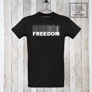 Christelijk T-Shirt Freedom
