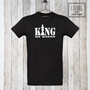 Christelijk t-shirt King of Kings