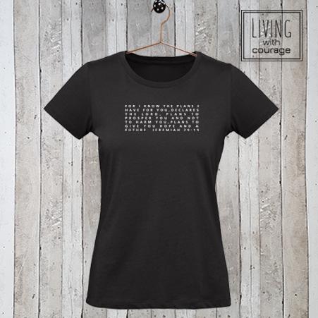 Christelijk T-Shirt For I know