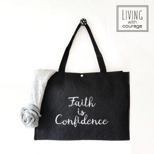 Vilten Tas Faith is confidence