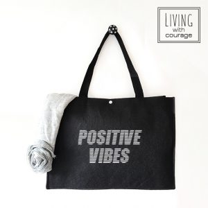 Vilten Tas Positive vibes