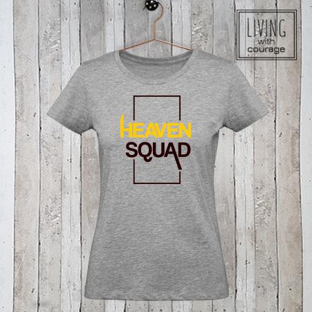 Christelijk T-Shirt Heaven squad