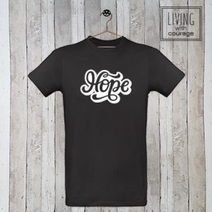 Heren Organic T-Shirt Hope