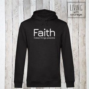 Christelijke Hoodie Faith