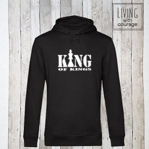 Christelijke Hoodie King of Kings