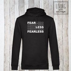 Organic Hoodie FearLess