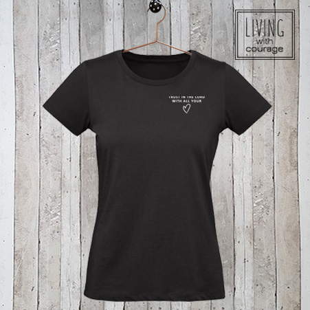 Christelijk T-Shirt Trust in the Lord