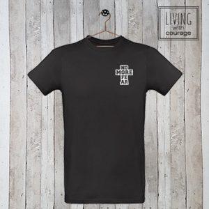 Christelijk T-Shirt No more fear
