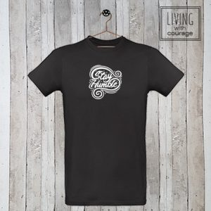 Christelijk T-Shirt Stay humble