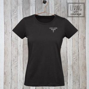 Christelijk T-Shirt Love came down