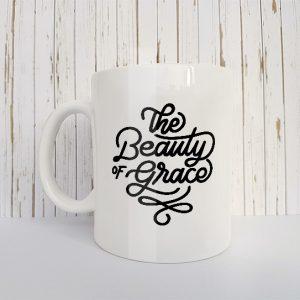 Christelijke Mok The beauty of grace
