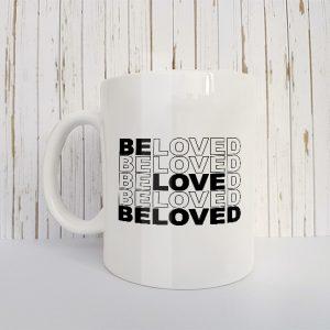 Christelijk Mok Beloved