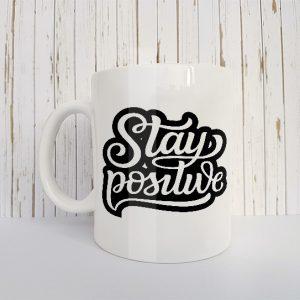 Mok Stay positive